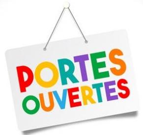 PORTES OUVERTES AU PUBLIC de 17h à 19h